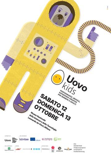 L'atelier Rock et animaux à Uovo Kids Milan